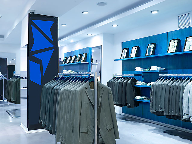 Retail onsite refinishing